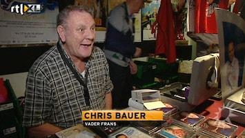 RTL Boulevard Ouders Frans Bauer altijd mee naar de show
