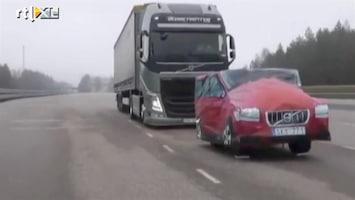 Editie NL De snelst remmende truck ter wereld