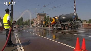 RTL Nieuws 'Baas doet te weinig tegen hittestress werknemers'
