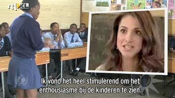 RTL Boulevard Royals zetten zich in voor Unicef