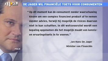 RTL Nieuws Toets voor kopers financiële producten