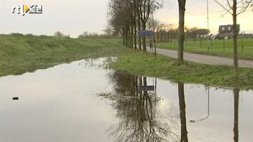 RTL Nieuws Voorbereiden op hoogwater
