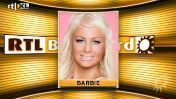RTL Boulevard Barbie vindt ophef over oorbellen dochter onzin