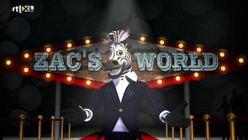 Zac's World - Mayday