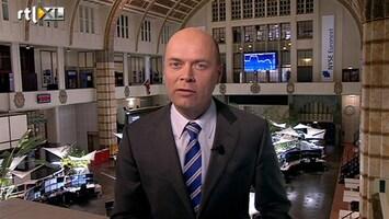RTL Z Nieuws 16:00: Logica winnaar van de dag op flink lagere AEX
