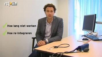 RTL Nieuws Bedrijfsartsen schenden medisch beroepsgeheim