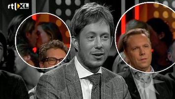 RTL Boulevard Zoenende stelletjes in DWDD