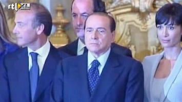 RTL Nieuws Berlusconi's einde lijkt nabij