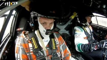 RTL GP: Dakar Pre-proloog Taxirit - Erik van Loon - 2