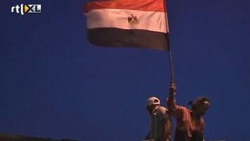 RTL Nieuws Weer protesten Egypten tegen straf Mubarak