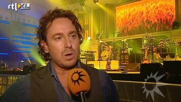 RTL Boulevard Eerste optreden Marco Borsato na poliep