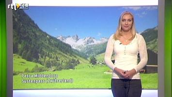 RTL Weer Vakantie Update 1 augustus 2013 12:00 uur