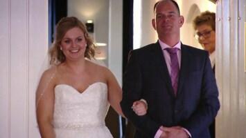 Married At First Sight: Jeroen en Richelle zien elkaar voor het eerst (fragment)