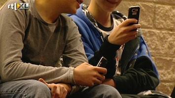 RTL Nieuws Dagelijks 60.000 kinderen online gepest