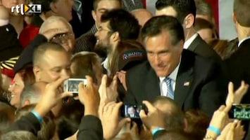 RTL Nieuws Mitt Romney wint opnieuw