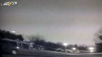 Editie NL Opwinding over meteoor in de VS