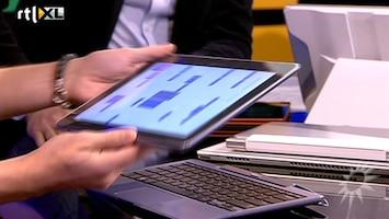RTL Boulevard Gadgets met Colin van Hoek
