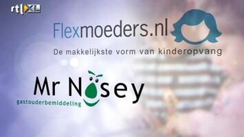 RTL Nieuws 1500 gezinnen gedupeerd door failliet Flexmoeders.nl en Mr Nosey