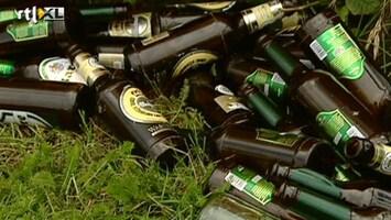 RTL Nieuws 'Leeftijdsgrens alcohol naar 18'