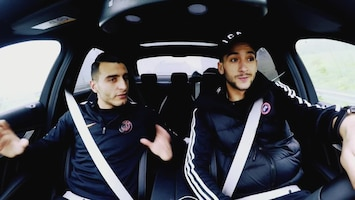 Tiki Taka Touzani - Hakim Ziyech En Abdelhak Nouri