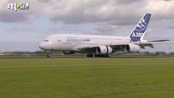 RTL Nieuws KLM ziet komst Airbus A380 met lede ogen aan