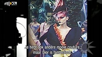 RTL Boulevard Boek Lady Gaga en Dior