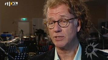 RTL Boulevard Andre Rieu over Brazilie en Maastricht concerten