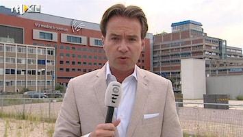 """RTL Nieuws """"Vooral sfeer op longafdeling VUmc heel erg slecht"""""""