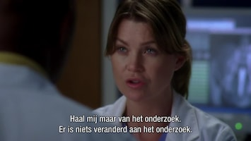 Grey's Anatomy - Unaccompanied Minor