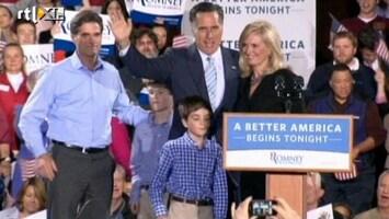 RTL Nieuws Romney eist presidentskandidatuur op