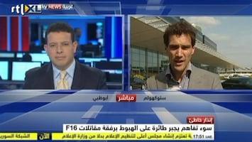 RTL Nieuws RTL verslaggever bij Sky News Arabia