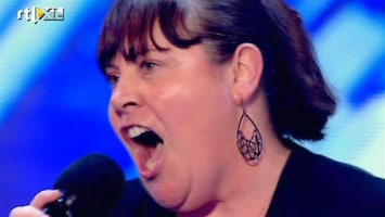 Het Beste Van X Factor Worldwide - Mary Wil Vooral De Boot Niet Missen