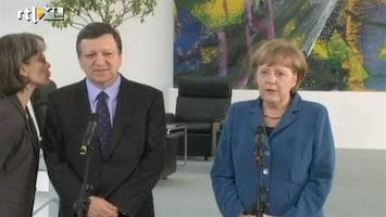 RTL Nieuws Topoverleg EU over schuldencrisis