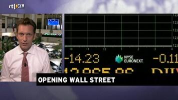Rtl Z Opening Wall Street - Afl. 130