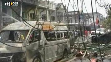 RTL Nieuws Reeks bomaanslagen in Thailand