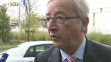 RTL Nieuws Premier Luxemburg 'helaas' bij De Jager in hotel