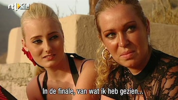 In Love With Sterretje Kiki en Katelijne dansen voor Sterretje