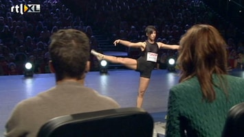 So You Think You Can Dance - Auditie Tugba