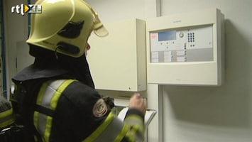 RTL Nieuws Brandweer rukt meestal voor niets uit