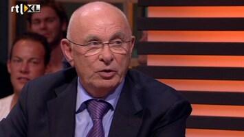 """RTL Late Night """"Voetballers zijn onprofessioneel"""""""