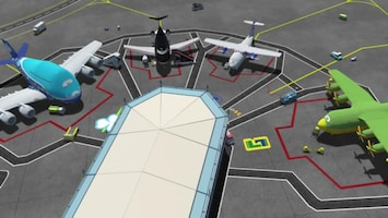 Airport: Winky's Avonturen Winky's eerste werkdag