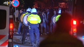 RTL Nieuws 31 relschoppers Haren voor de rechter