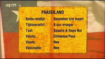 Rtl Travel - Paaseiland En Odessa