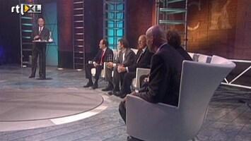 RTL Nieuws Verkiezingsdebat tijdens de Soundmixshow (2002)