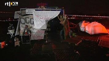 RTL Nieuws Occupyers Den Haag mogen blijven