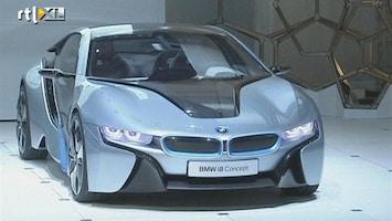 RTL Nieuws Mooie bolides op autoshow Los Angeles