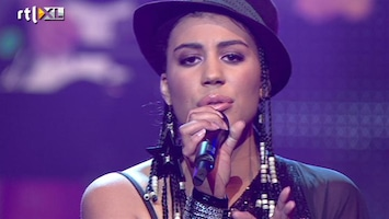 My Name Is ... Oriane als Alicia Keys met No One