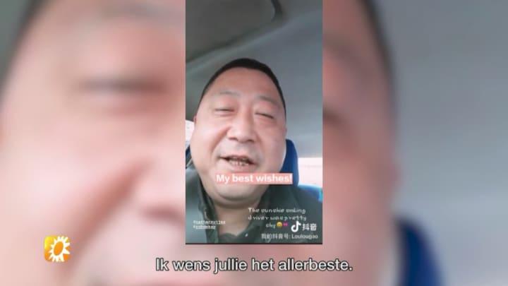 Hilarische WIDM-taxichauffeur heeft boodschap voor Nathan en Rob