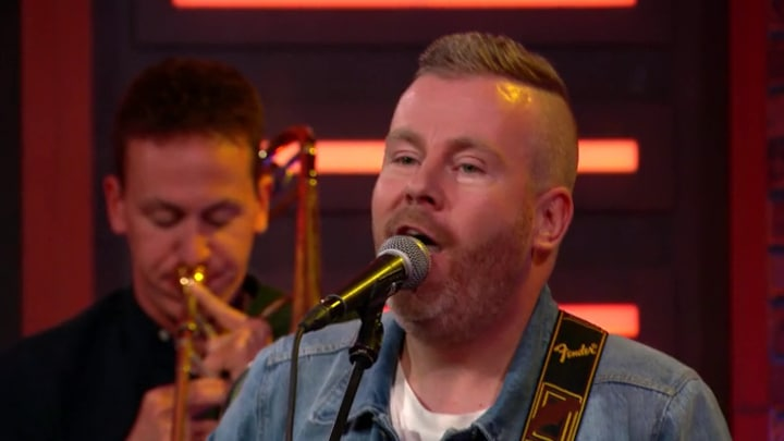 EXTRA: Ed Struijlaart (feat. The Hornaments) - The Wind Cries Mary (Jimi Hendrix)