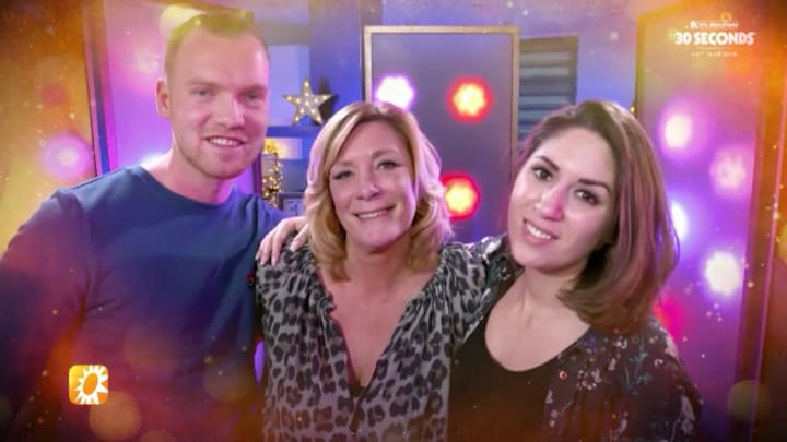 RTL Boulevard 30 Seconds van 27 december